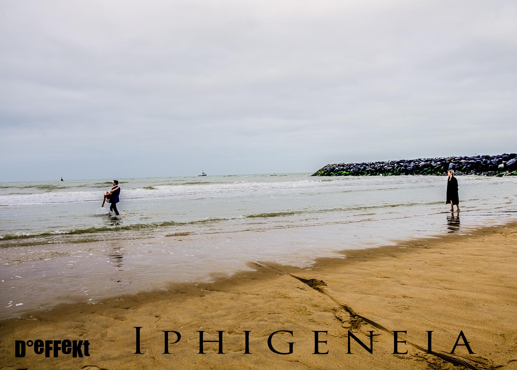 Flyer Iphigeneia Voorkant